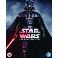 Star Wars - The Complete Saga [Blu-ray]