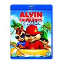 Alvin And The Chipmunks - Chipwrecked (Blu-Ray)