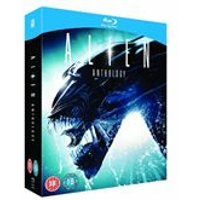 Alien Anthology - (4 Discs) (Blu-Ray)