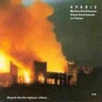 Aparis - Despite The Fire... (Music CD)
