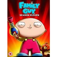 Family Guy - Season 11 (Limited Edition with T-Shirt and Script)
