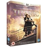 Titanic - Collectors Edition (Blu-ray 3D + Blu-ray)