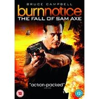 Burn Notice - The Fall of Sam Axe