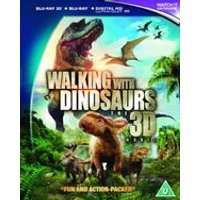 Walking with Dinosaurs [Blu-ray 3D + Blu-ray + Digital Copy]