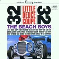 The Beach Boys - Little Deuce Coupe/All Summer Long (Music CD)
