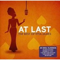 Etta James - At Last (The Best Of Etta James) (Music CD)