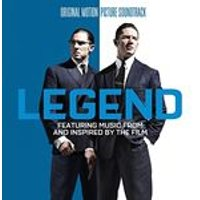 Soundtrack - Legend [2015] [Original Motion Picture Soundtrack] (Music CD)