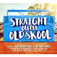 Various Artists - Straight Outta Old Skool (Music CD)