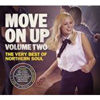 Various Artists - Move On Up, Vol. 2 - The Very Best Of Northern Soul (Music CD)