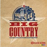 Big Country - Five Classic Albums (Music CD)