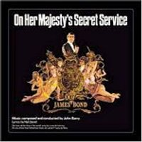 Original Soundtrack - On Her Majestys Secret Service (Music CD)