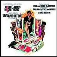 Original Soundtrack - Live And Let Die (Music CD)