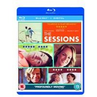 The Sessions (Blu-ray + UV Copy)