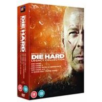 Die Hard: Legacy Collection (Films 1-5)