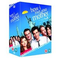 How I Met Your Mother Season 1 - 8