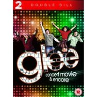 Glee: The Concert Movie / Glee - Encore Double Pack