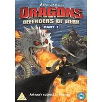 Dragons: Defenders Of Berk - Part 1