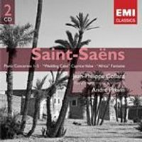 Camille Saint-Saens - Piano Concertos (Collard) (Music CD)