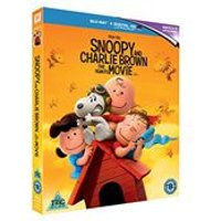 Snoopy And Charlie Brown The Peanuts Movie [Blu-ray + Digital HD UV]