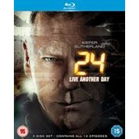 24: Live Another Day [Blu-ray] [2014]