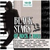 Various Artists - Black Stars of Rock n Roll (Music CD)