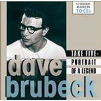 Dave Brubeck - Take Five (Portrait of a Legend) (Music CD)