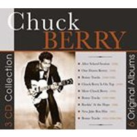 Chuck Berry - 6 Original Albums (Music CD)