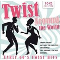 Various Artists - Twist Around the World - Early 60s Twist Hits (Music CD)