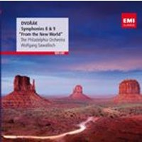 Dvork: Symphonies Nos. 8 & 9 (Music CD)