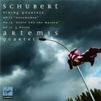 Schubert: String Quartets Nos. 13 Rosamunde, 14 Death and the Maiden, & 15 (Music CD)
