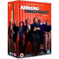 Arrested Development The Complete Seasons 1-4