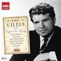 Emil Gilels - Icon (Music CD)