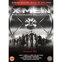 X-Men - The Cerebro Collection (7 Films Box Set)