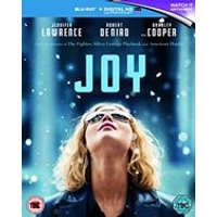 Joy [Blu-ray + Digital HD]