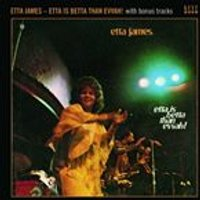 Etta James - Etta Is Betta Than Evah (Music CD)