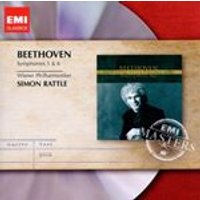 Beethoven: Symphonies Nos. 5 & 6 (Music CD)