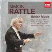 Simon Rattle Edition - British Music (Music CD)