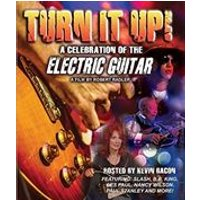 Various Artists - Turn It Up! A Celebration of the Electric Guitar (+DVD)