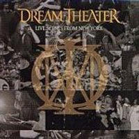 Dream Theater - Live Scenes From New York (3 CD) (Music CD)