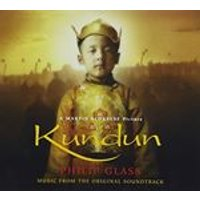 Original Soundtrack - Kundun Ost/Glass (Music CD)
