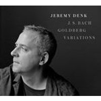 Jeremy Denk - J.S. Bach: Goldberg Variations (Music CD)