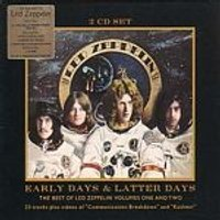 Led Zeppelin - Early Days & Latter Days (Music CD)