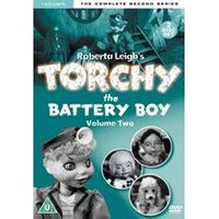Torchy The Battery Boy - The Complete Second Series (Two Discs)