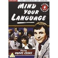 Mind Your Language - Series 1-3 - Complete