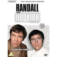 Randall And Hopkirk (Deceased) The Complete Series (Repackaged)