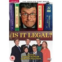 Is It Legal: The Complete First Series