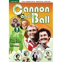 Cannon And Ball - Series 2 - Complete