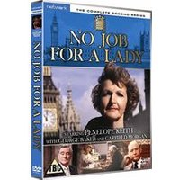 No Job for a Lady - The Complete Second Series