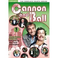 Cannon and Ball: The Complete Fourth Series