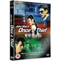 John Woos Once a Thief: The Complete Series
